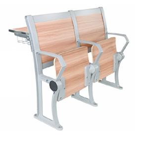 折疊式寫臺鋁合金階梯教學椅
