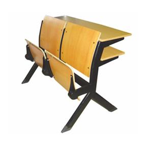 鋼管豪華課桌椅