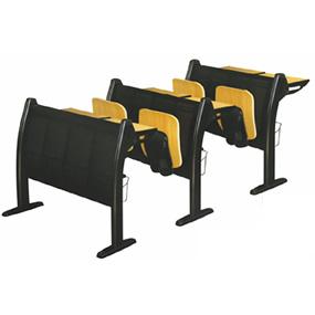 豪華固定式鋼網排椅