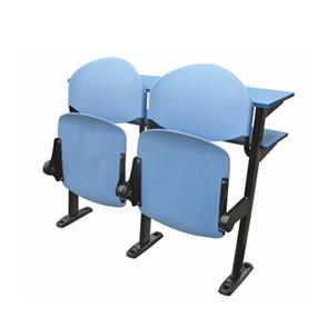 工程塑料自動翻版教學椅
