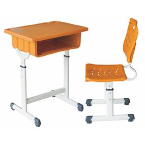 螺絲連接升降課桌椅