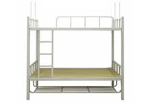 雙層上下鋪鐵床生產批發廠家哪個好?