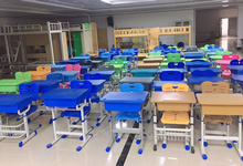 江西省南城縣生產課桌椅廠家有多少家?