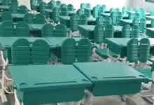 為什么很多湖南的學校和江西學生課桌椅廠家采購?