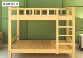 學生實木高低床